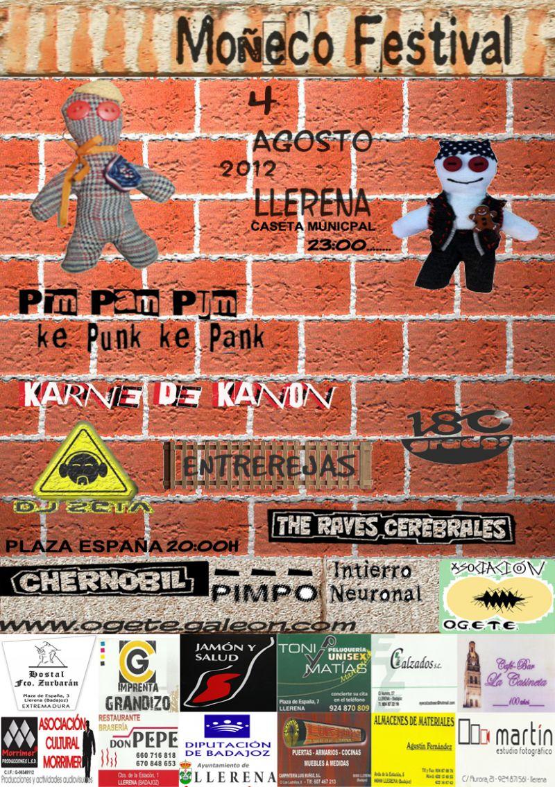 Moñeco Festival