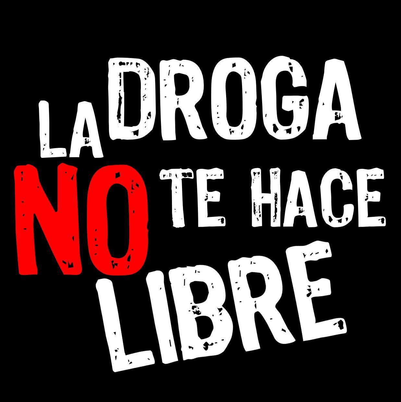 Mundo Libertario: La Droga no te hace LIBRE