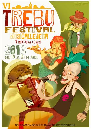 VI Trebu Festival