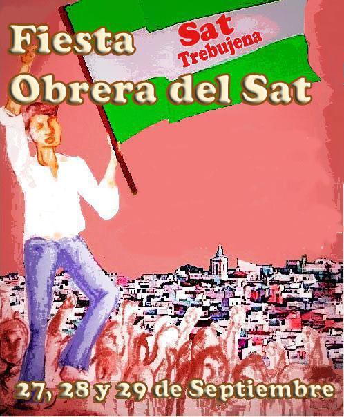 Fiesta Obrera del SAT