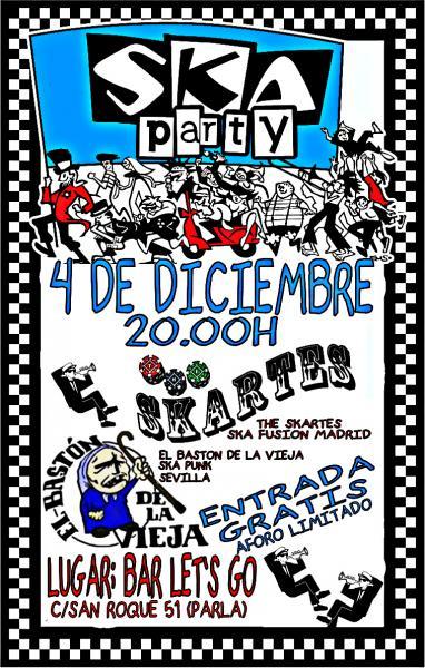 El Baston de la Vieja+The Skartes