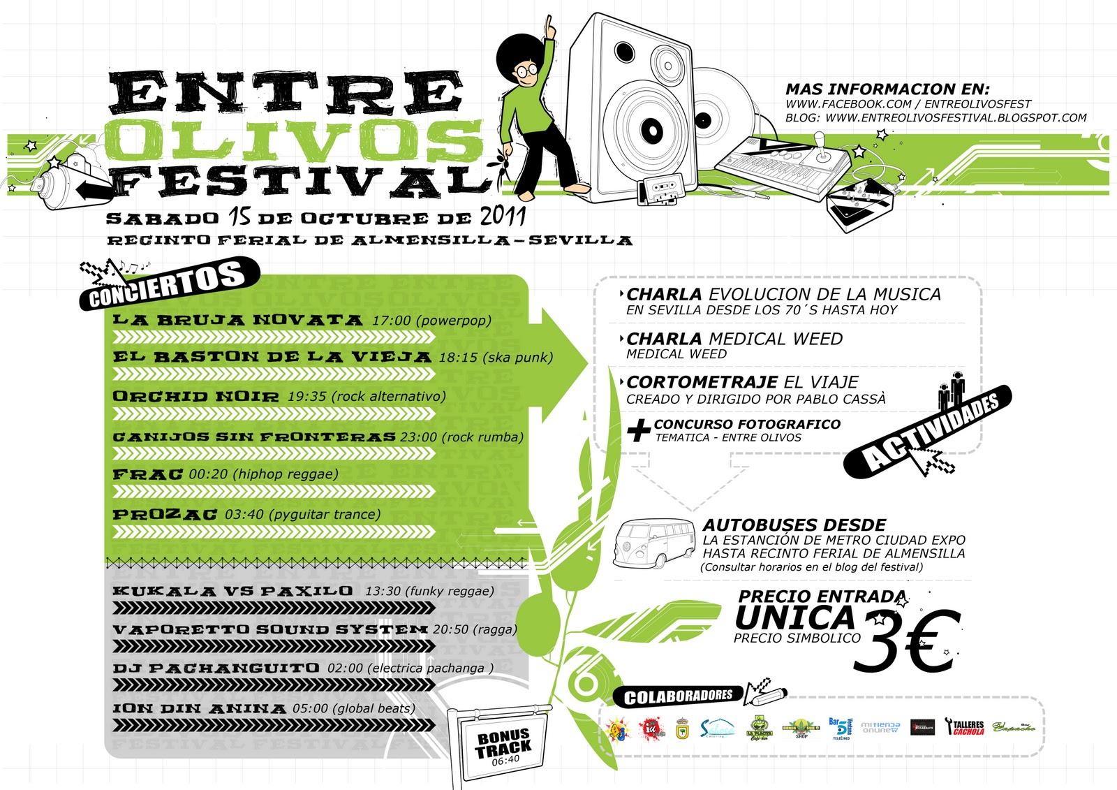 Entreolivos Festival