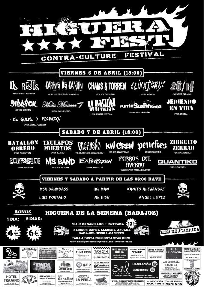 Festival: Higuera Fest