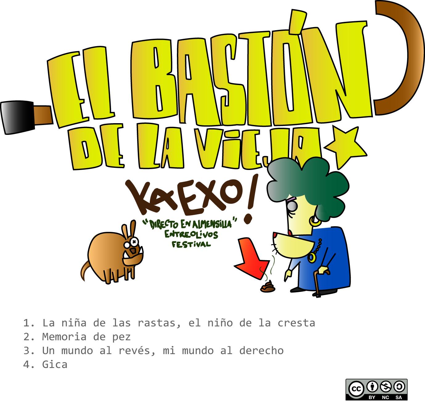 Ka Exo! Directo en Almensilla.Entreolivos Festival