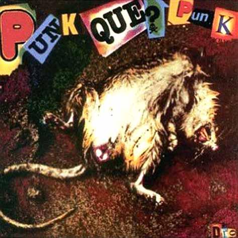 Punk qué? Punk