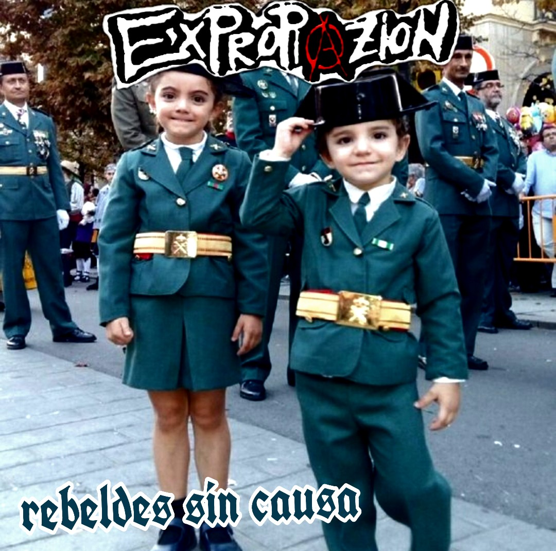 Rebeldes sin causa Ep