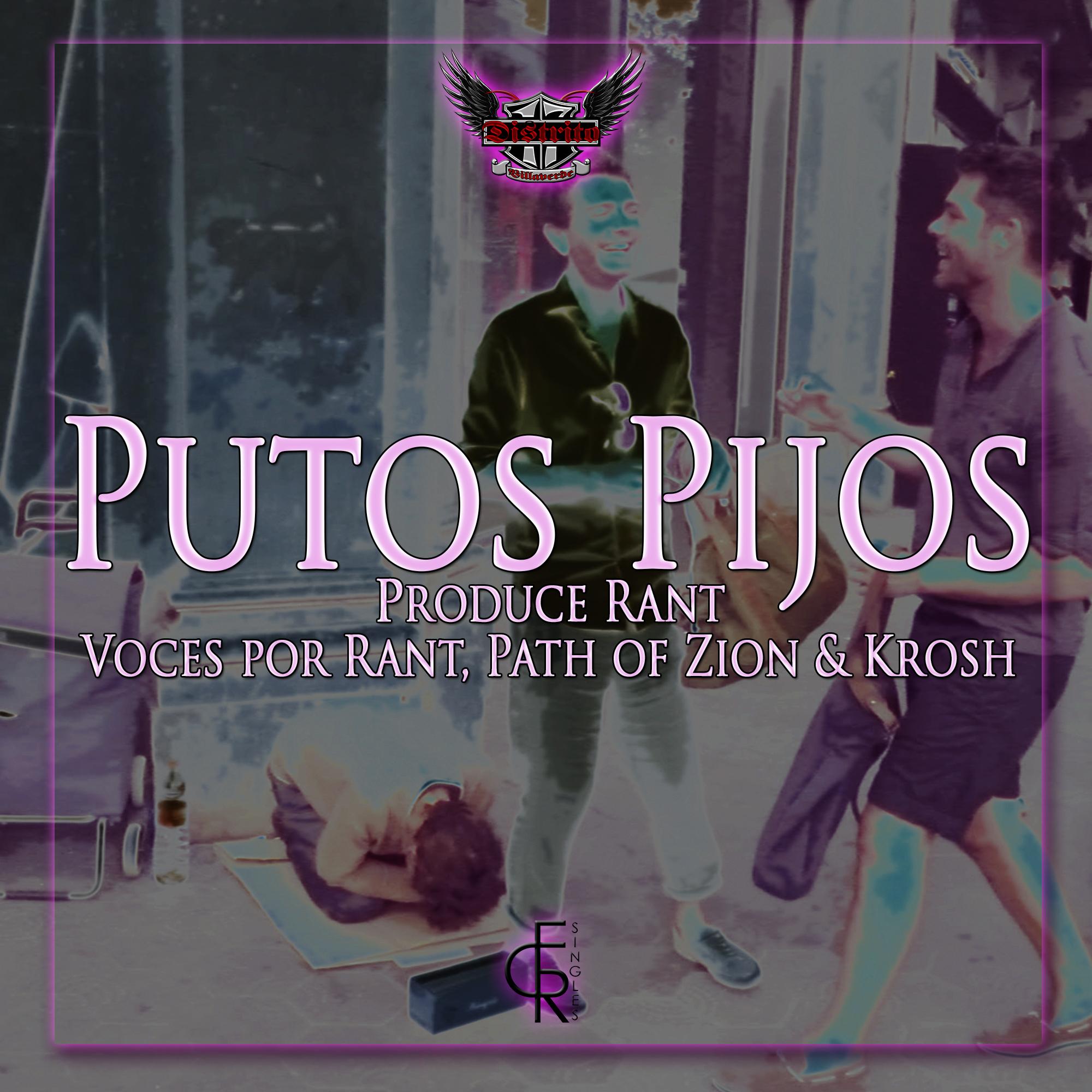 Putos Pijos - ECR Singles #003