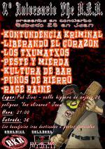 2º Aniversario The B.K.B. fanzine celebra en Jaén