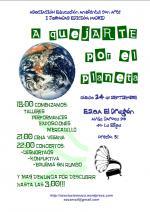I Jornadas de EACA: A quejARTE por el planeta